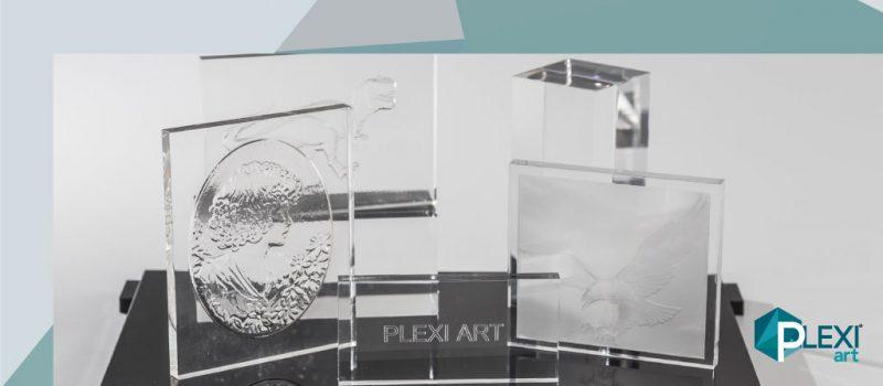 incisione plexiglas